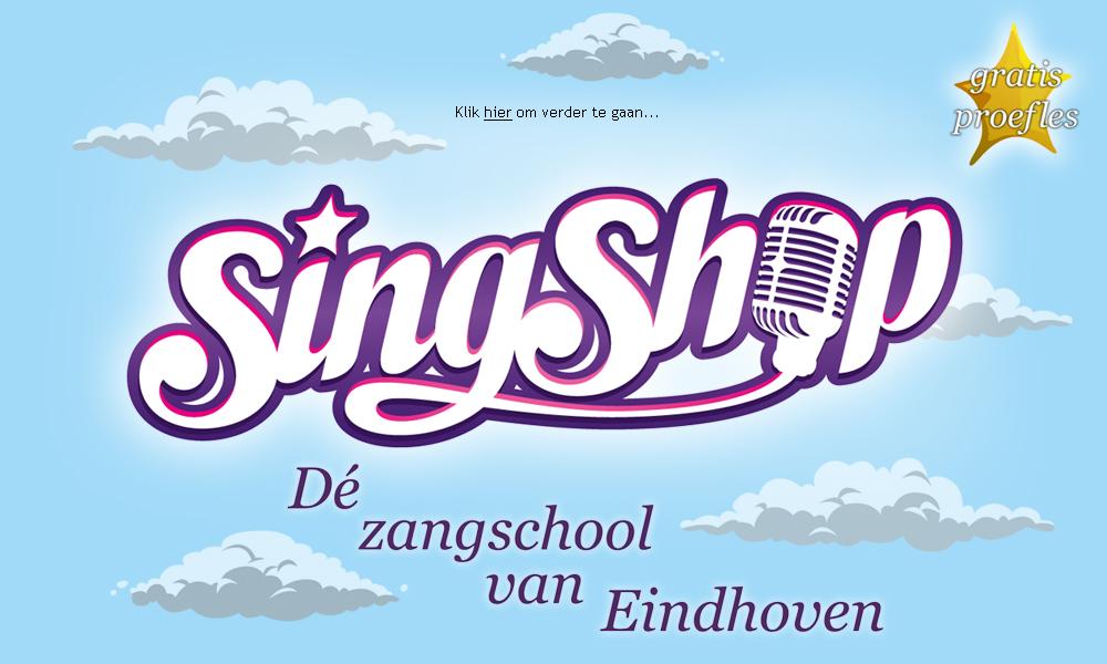Klik hier om SingShop te openen