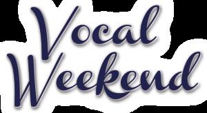 Vocal Weekend